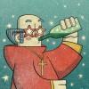 他花了一辈子想消灭香槟,却被人当成香槟之父
