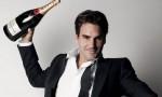 费德勒代言酩悦香槟