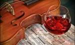 一场葡萄酒和音乐的密会