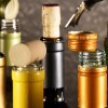 Whatís the best wine stopper? Depends on the job it needs to do